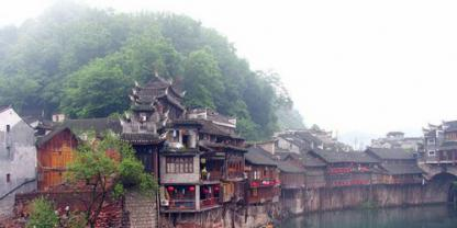 5 Days Deluxe tour in Zhangjiajie and Fenghuang ancient city