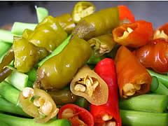 Zhangjiajie Tu Minority Chili Food