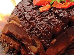 Zhangjiajie Steamed Sliced Pork