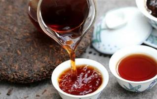 Fermented Tea-Dark Tea(Hei Cha 黑茶)