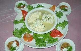 Miao Nationality's Vegetable Bean Curd
