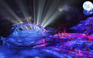 Landscape Dramas Highlight Tourism Festival