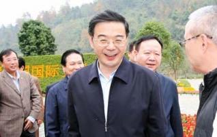 Zhou Qiang Inspects Hallelujah Concert Hall