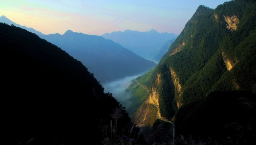 Sangzhi Badagongshan Mountain