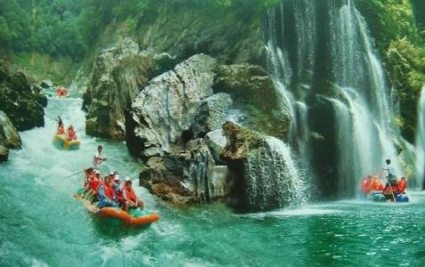 Mengdonghe High-Value Whitewater Rafting Adventure
