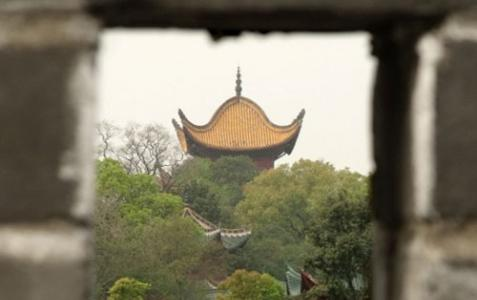 Yueyang Tower in China's Hunan