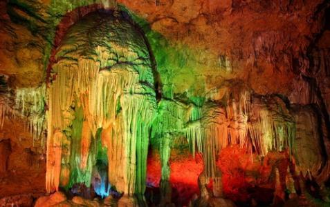 Zhangjiajie Longwang Cave