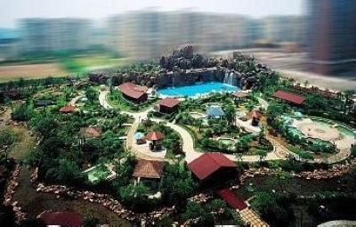 Hunan Ningxiang Garden Phoenix Hotel