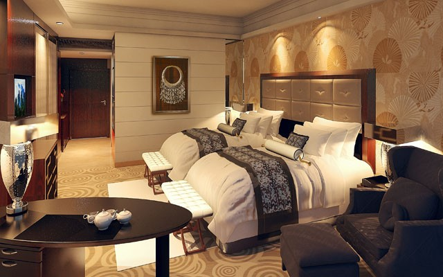 Dachengshanshui International Hotel5