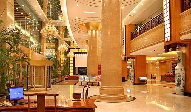 Dachengshanshui International Hotel6