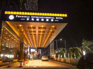 Peninsula Intercontinental Hotel7
