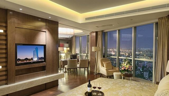 Yueyang Grand Skylight Hotel6