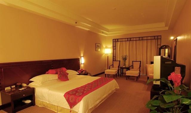 Xiangtan Paragon Hotel6