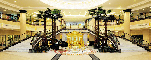 Xiangtan Paragon Hotel8