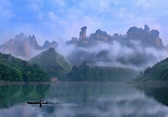 Suoxi lake