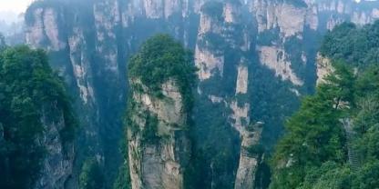 4 Days Zhangjiajie Adventure Tour to Avatar park for photographer