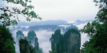 18 Days Holiday Private tour for Beijing and Zhangjiajie