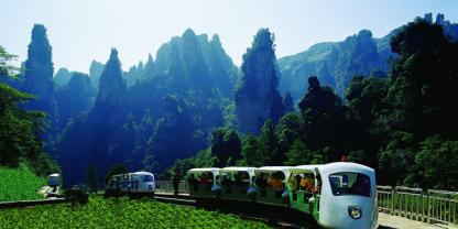 3D2N Zhangjiajie Deluxe Tour For Adventure to Pandora