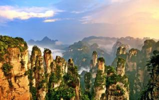 A Brief Account of Zhangjiajie