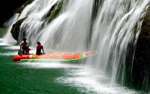 Zhangjiajie Maoyan River Summer Rafting