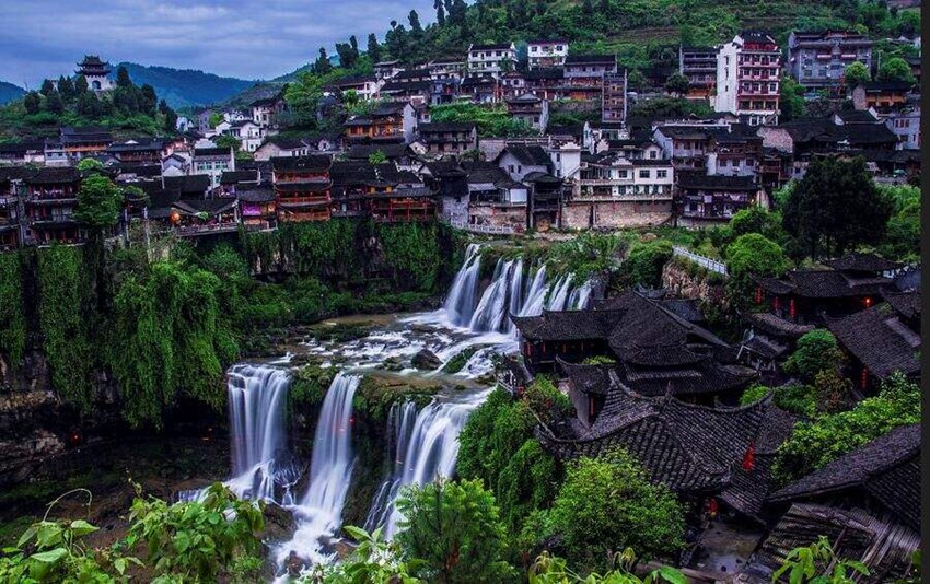 furong town9
