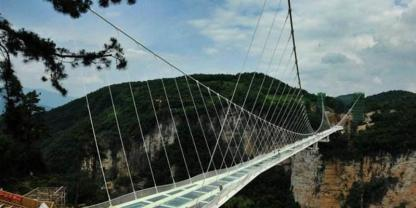 Zhangjiajie join-in group day trip to Grand Canyon & Glass Bridge