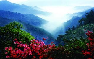 Yongzhou Yangming Mountain National Forest Park