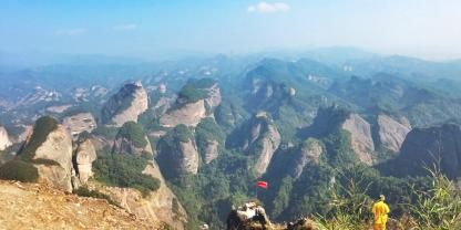 3 Days Tour for Changsha-Langshan Mountain-Meishan Cave
