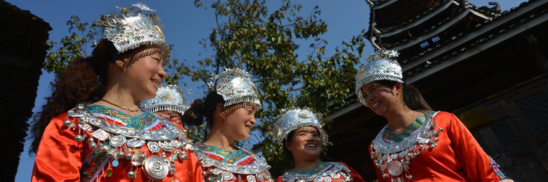 4 Days Huaihua-Shaoyang Tour for Huangsang-Yutou Dong-Minority Village-Nansha