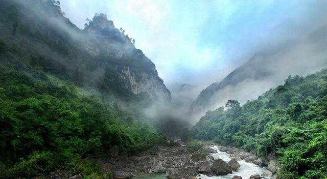 Wanfo Mountain 2