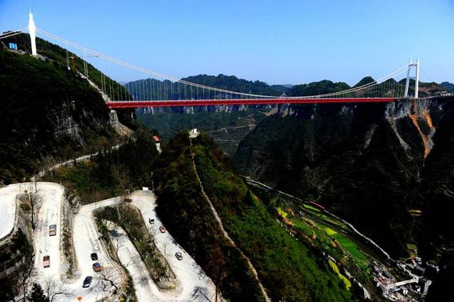 Aizhai Bridge1