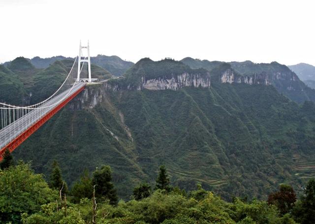 Aizhai Bridge2