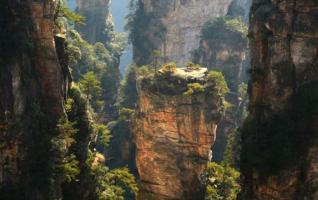 Zhangjiajie Travel Guide-book