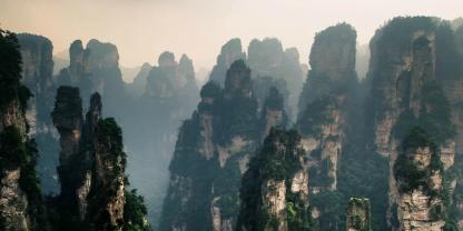 8D7N GROUP TOUR FOR ZHANGJIAJIE-HANGZHOU-SUZHOU-SHANGHAI