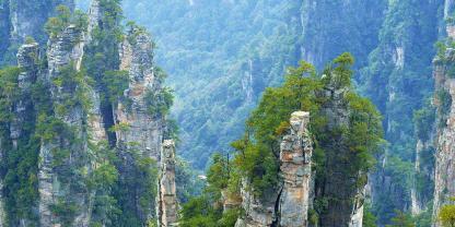 8D7N Group Tour To Changsha-Fenghuang-Tianmenshan-Zhangjiajie-Changsha