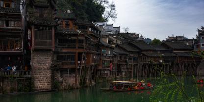 5D4N Group tour for Huaihua-Fenghuang-Zhangjiajie-Changsha