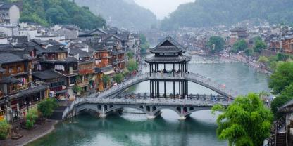6D5N Group tour for Nanning -Zhangjiajie-Fenghuang-Jishou- Nanning