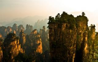 Zhangjiajie top 5 hiking places