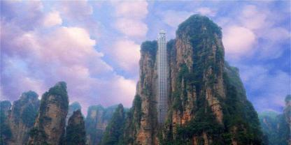 3N4D Zhangjiajie mountaintop staying for highlight sunrise tour