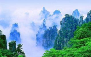 What are the 5A scenic spots in Hunan Province?