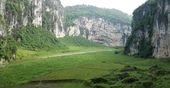 Zhangjiajie Binglang Valley